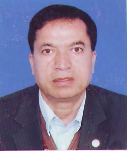 Professor Dr. Ambika P. Gautam